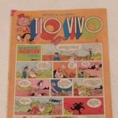 Tebeos: TIO VIVO Nº 674 - BRUGUERA - AÑO 1972. Lote 255414895