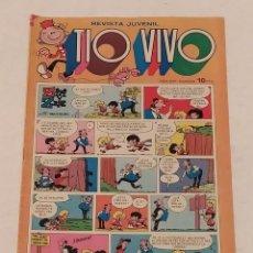 Tebeos: TIO VIVO Nº 691 - BRUGUERA - AÑO 1974. Lote 255418155