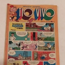 Tebeos: TIO VIVO Nº 699 - BRUGUERA - AÑO 1974. Lote 255418735