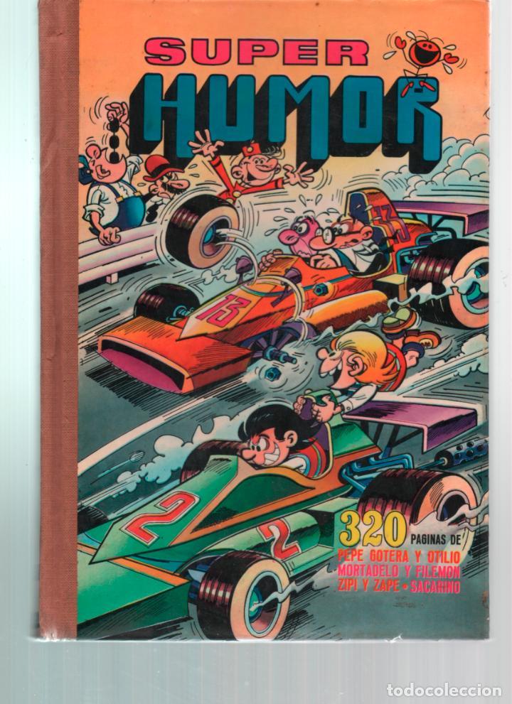 SUPERHUMOR XV (15) BRUGUERA. 1ª EDICION 1981. 320 PAGINAS (Tebeos y Comics - Bruguera - Super Humor)