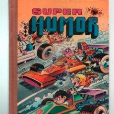 Tebeos: SUPERHUMOR XV (15) BRUGUERA. 1ª EDICION 1981. 320 PAGINAS. Lote 255425070