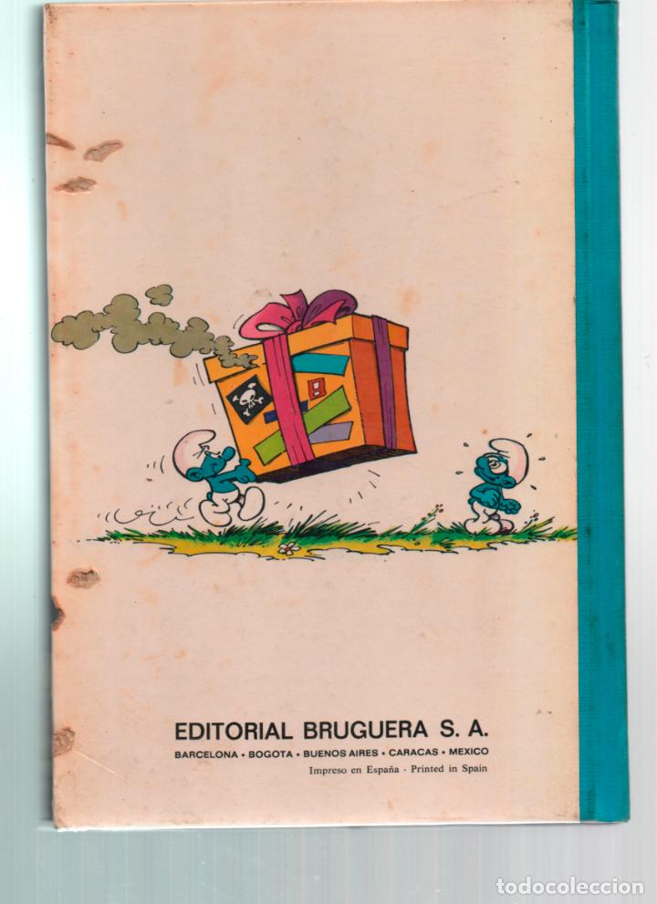 Tebeos: SUPERHUMOR LOS PITUFOS VOLUMEN 2 BRUGUERA. 1981 - Foto 3 - 255425660