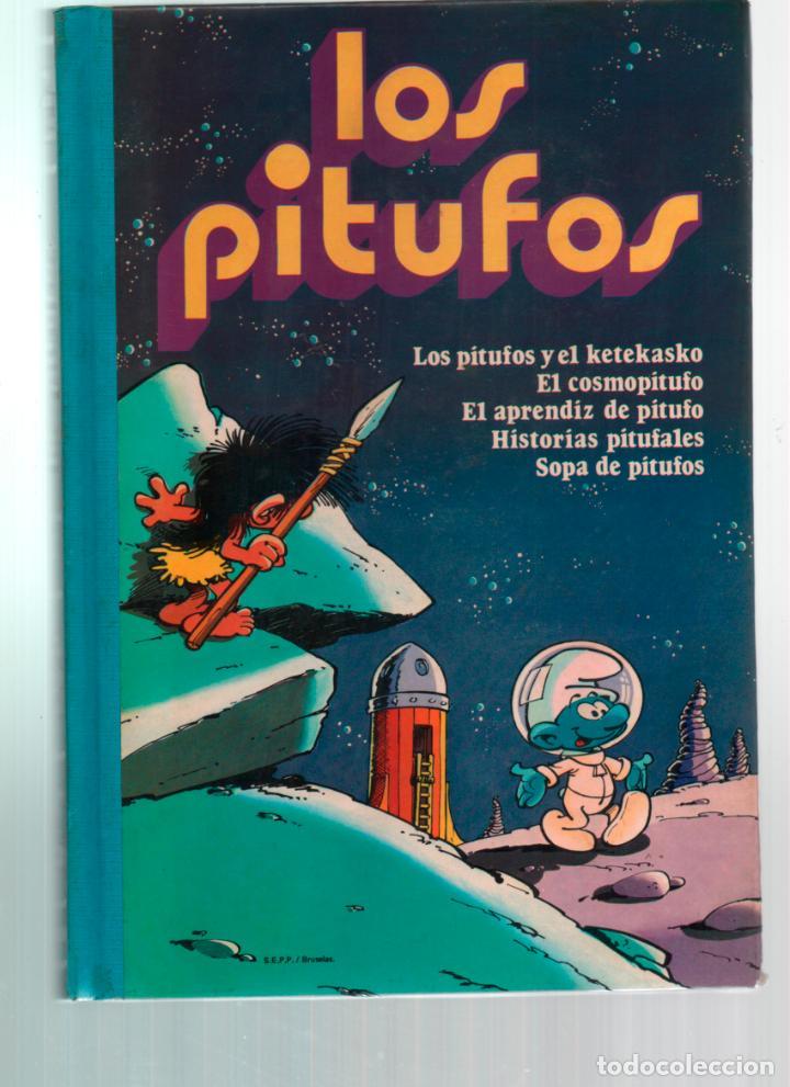 SUPERHUMOR LOS PITUFOS VOLUMEN 2 BRUGUERA. 1981 (Tebeos y Comics - Bruguera - Super Humor)