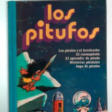 Tebeos: SUPERHUMOR LOS PITUFOS VOLUMEN 2 BRUGUERA. 1981. Lote 255425660