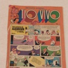 Tebeos: TIO VIVO Nº 717 - BRUGUERA - AÑO 1974. Lote 255428565