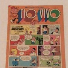 Tebeos: TIO VIVO Nº 719 - BRUGUERA - AÑO 1974. Lote 255429895