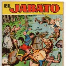 Tebeos: JABATO ALMANAQUE 1961 (BRUGUERA 1960). Lote 255434250