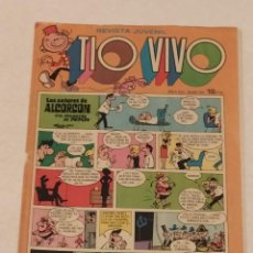 Tebeos: TIO VIVO Nº 721 - BRUGUERA - AÑO 1974. Lote 255435785