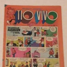 Tebeos: TIO VIVO Nº 829 - BRUGUERA - AÑO 1977. Lote 255436400