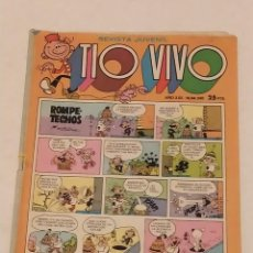 Tebeos: TIO VIVO Nº 980 - BRUGUERA - AÑO 1979. Lote 255436920