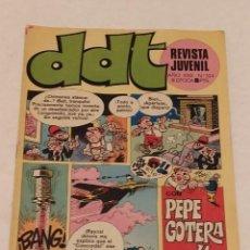 Tebeos: DDT Nº 324 - BRUGUERA - AÑO 1973. Lote 255438050