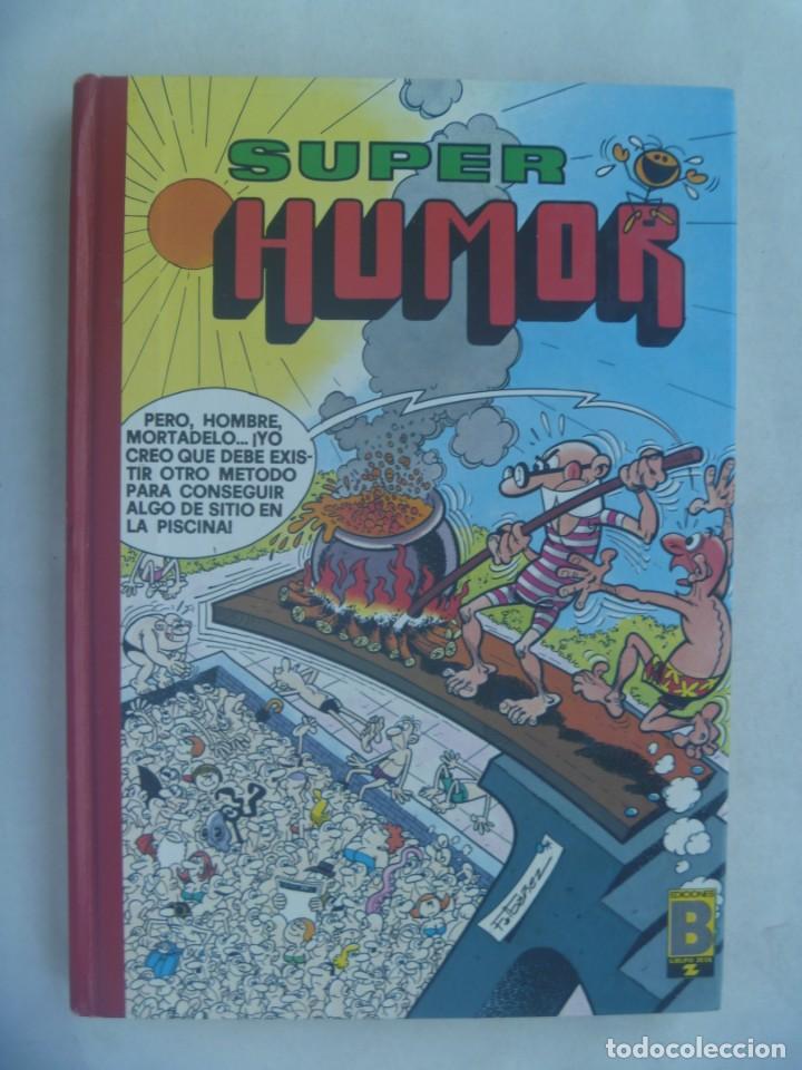 SUPER HUMOR N º 61 : MORTADELO Y FILEMON , SACARINO , DE IBAÑEZ - ZIPI Y ZAPE, ETC. BRUGUERA (Tebeos y Comics - Bruguera - Super Humor)