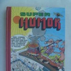 Tebeos: SUPER HUMOR N º 61 : MORTADELO Y FILEMON , SACARINO , DE IBAÑEZ - ZIPI Y ZAPE, ETC. BRUGUERA. Lote 255452040