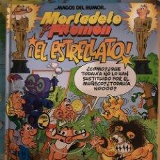 Tebeos: MORTADELO Y FILEMÓN - EL ESTRELLATO - TAPA DURA - ED.2002. Lote 255503035