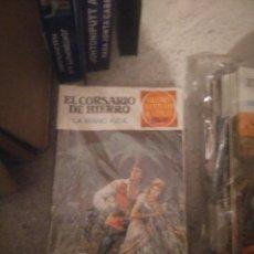 Livros de Banda Desenhada: COLECCION COMPLETA CORSARIO DE HIERRO - !º EDICION. Lote 255566795