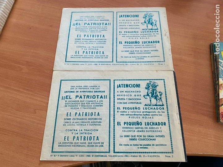 Tebeos: FRED BARTON EL AUDAZ COLECCION COMPLETA 1 AL 16 (VALENCIANA) ORIGINAL (COIB31) - Foto 3 - 255609515