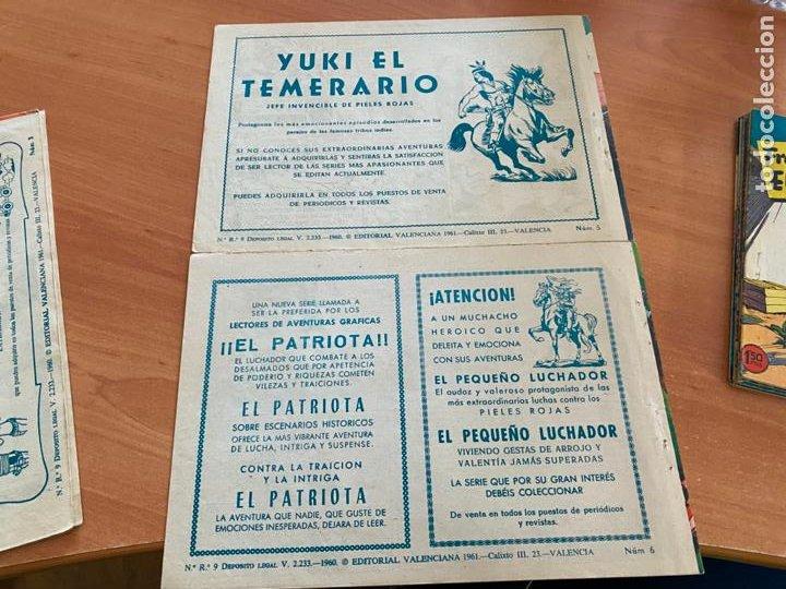 Tebeos: FRED BARTON EL AUDAZ COLECCION COMPLETA 1 AL 16 (VALENCIANA) ORIGINAL (COIB31) - Foto 7 - 255609515