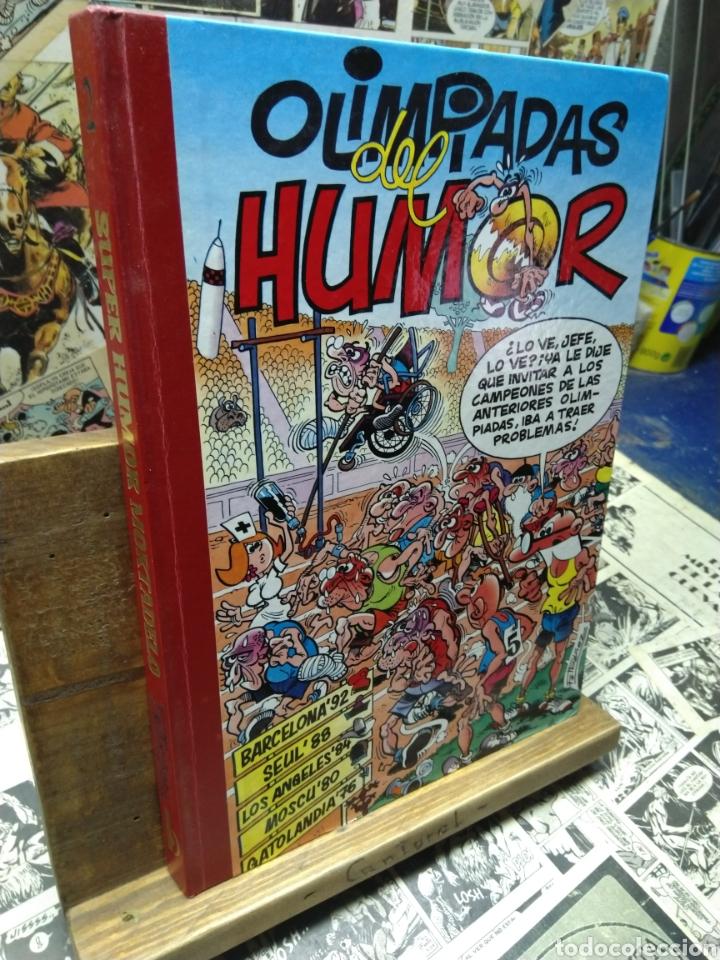 OLIMPIADAS DEL HUMOR. 2. SUPER HUMOR (Tebeos y Comics - Bruguera - Super Humor)