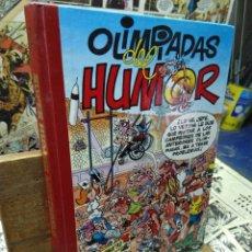 Tebeos: OLIMPIADAS DEL HUMOR. 2. SUPER HUMOR. Lote 255921125