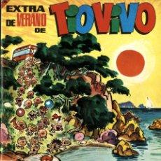 Tebeos: TIO VIVO EXTRA DE VERANO 1966 (BRUGUERA). Lote 255969685