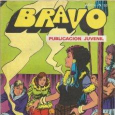 Tebeos: EL INSPECTOR DAN DE LA COLECCIÓN BRAVO EDITORIAL BRUGUERA Nº 31. Lote 256023525
