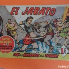 Tebeos: EL JABATO Nº 33 EDITORIAL BRUGUERA ORIGINAL. Lote 256077725