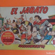 Tebeos: EL JABATO Nº 32 EDITORIAL BRUGUERA ORIGINAL. Lote 256078435