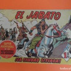 Tebeos: EL JABATO Nº 29 EDITORIAL BRUGUERA ORIGINAL. Lote 256079155