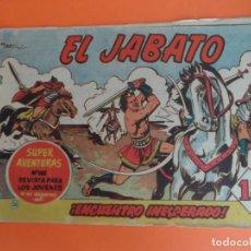 Tebeos: EL JABATO Nº 26 EDITORIAL BRUGUERA ORIGINAL. Lote 256080505