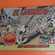 Tebeos: EL JABATO Nº 25 EDITORIAL BRUGUERA ORIGINAL. Lote 256080675
