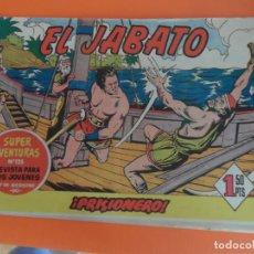 Tebeos: EL JABATO Nº 24 EDITORIAL BRUGUERA ORIGINAL. Lote 256080965