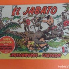 Tebeos: EL JABATO Nº 16 EDITORIAL BRUGUERA ORIGINAL. Lote 256082265