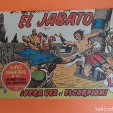 Tebeos: EL JABATO Nº 13 EDITORIAL BRUGUERA ORIGINAL. Lote 256082390