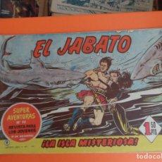 Tebeos: EL JABATO Nº 9 EDITORIAL BRUGUERA ORIGINAL. Lote 256082550