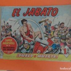 Tebeos: EL JABATO Nº 2 EDITORIAL BRUGUERA ORIGINAL. Lote 256083330