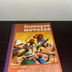 Tebeos: COMIC COLECCION FAMOSAS NOVELAS VOLUMEN III EDITORIAL BRUGUERA 1973. Lote 256170300