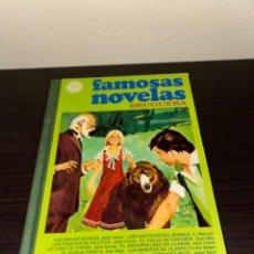 Tebeos: FAMOSAS NOVELAS Nº XI (BRUGUERA 1ª EDICION 1978). Lote 256170540