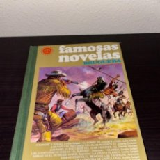 Tebeos: FAMOSAS NOVELAS VOLUMEN XVI - BRUGUERA. PRIMERA EDICIÓN 1979. Lote 256257250