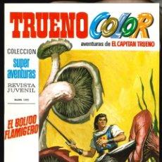 Tebeos: TRUENO COLOR (1ª ÉPOCA) - BRUGUERA / NÚMERO 36 ** IMPECABLE**. Lote 257346475