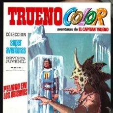 Tebeos: TRUENO COLOR (1ª ÉPOCA) - BRUGUERA / NÚMERO 37 ** IMPECABLE**. Lote 257346760