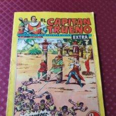 Tebeos: EL CAPITAN TRUENO EXTRA AÑO III Nº 144 LOS HOMBRES DINGO BRUGUERA 1959 BUEN ESTADO. Lote 257347155