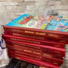 Livros de Banda Desenhada: LOTE DE 9 SÚPER HUMOR. Lote 257438640