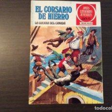 Tebeos: EL CORSARIO DE HIERRO SERIE ROJA NUMERO 29. Lote 257472720