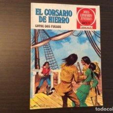 Tebeos: EL CORSARIO DE HIERRO SERIE ROJA NUMERO 30. Lote 257473120