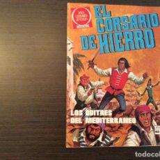 Livros de Banda Desenhada: EL CORSARIO DE HIERRO SERIE ROJA NUMERO 54. Lote 257507790