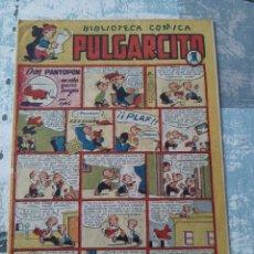 Tebeos: PULGARCITO N° 33, DE PESETA. Lote 257529180