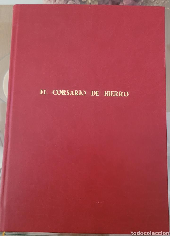 EL CORSARIO DE HIERRO I (1-14) ENCUADERNACIÓN LUJO POLIPILEL (Tebeos y Comics - Bruguera - Corsario de Hierro)