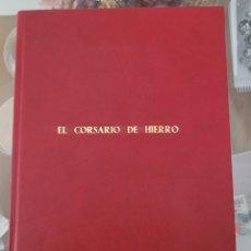 Tebeos: EL CORSARIO DE HIERRO II (15-28) EDICIÓN DE LUJO POLIPIEL. Lote 257564510