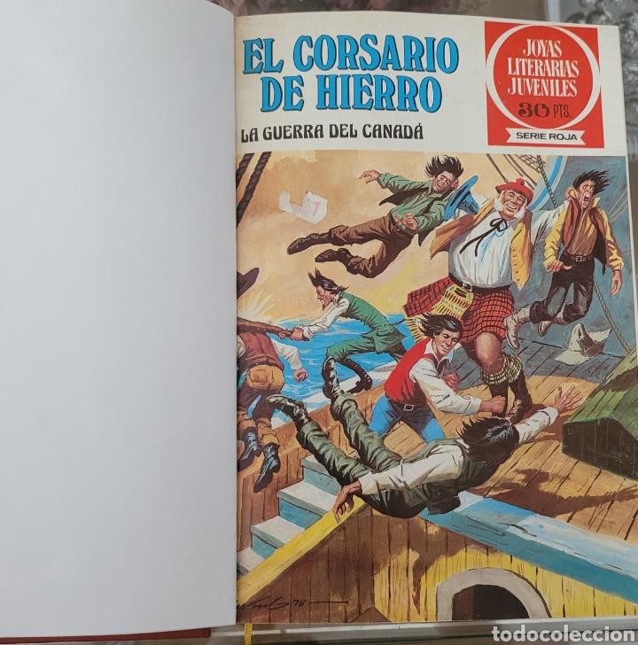 Tebeos: El Corsario de Hierro III (29-40) Edición de Lujo Polipiel - Foto 4 - 257565510
