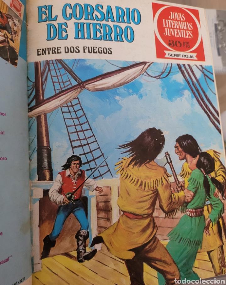 Tebeos: El Corsario de Hierro III (29-40) Edición de Lujo Polipiel - Foto 5 - 257565510